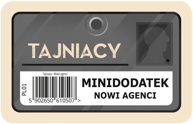 Tajniacy - Nowi Agenci