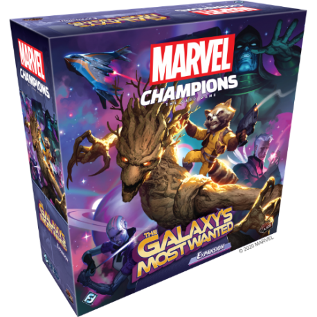 Marvel Champions: Galaxy's Most Wanted Camaign