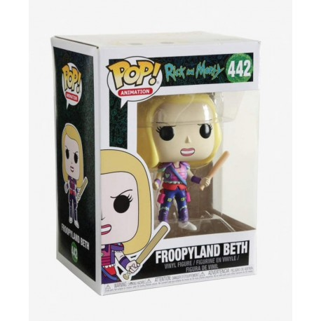 POP! Rick & Morty - Froopyland Beth (442)