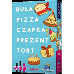 Buła, Pizza, Czapka, Prezent, Tort (przedsprzedaż)