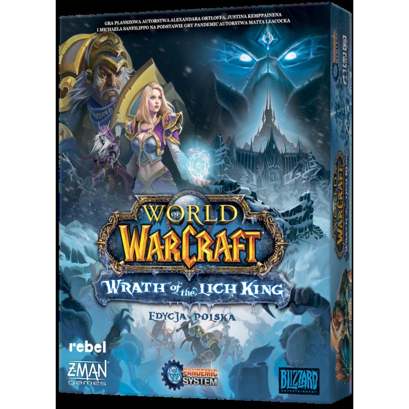 World of Warcraft: Wrath of the Lich King (edycja polska) (przedsprzedaż)