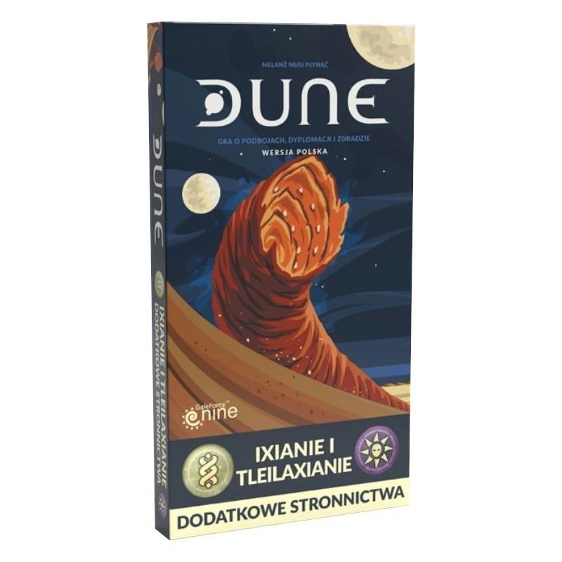 Dune: Ixianie i Tleilaxianie - Dodatkowe stronnictwa (edycja polska) (przedsprzedaż)