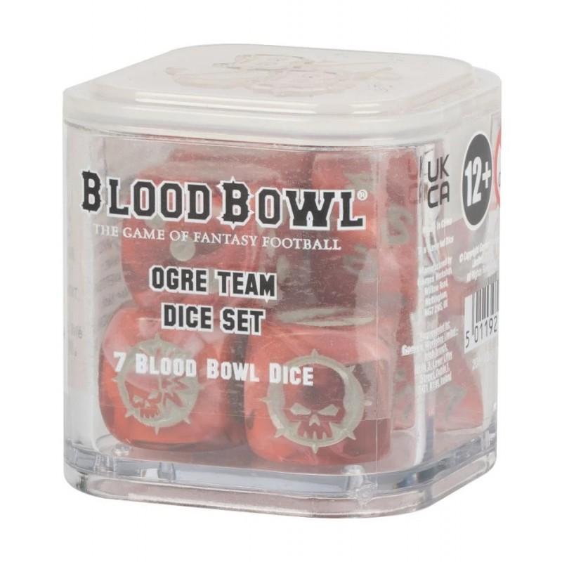 Blood Bowl: Ogre Team Dice Set