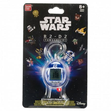 Tamagotchi Star Wars R2-D2 Hologram (przedsprzedaż)