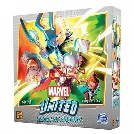 Marvel United: Tales of Asgard (przedsprzedaż)