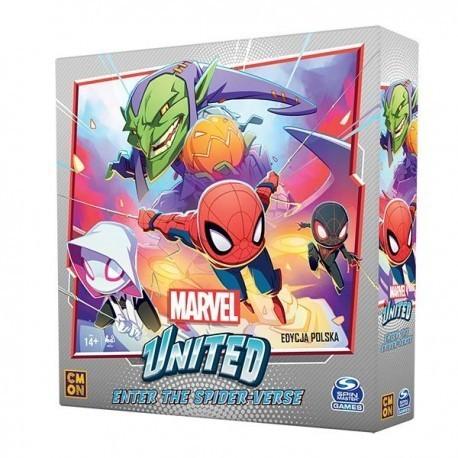 Marvel United: Enter the Spider-Verse (przedsprzedaż)