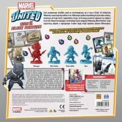 Marvel United: Rise of Black Panther (przedsprzedaż)