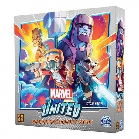 Marvel United: Guardians of the Galaxy Remix (przedsprzedaż)