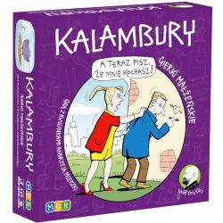 Gierki Małżeńskie - Kalambury
