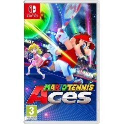 Mario Tennis Aces NS