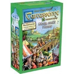 Carcassonne 8. Mosty Zamki...