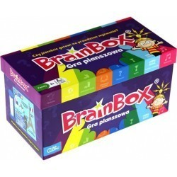 BrainBox Gra Planszowa
