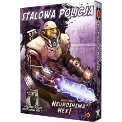 Neuroshima Hex 3.0 Stalowa...