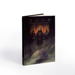 Dune: Adventures in the Imperium – Core Rulebook Standard Edition