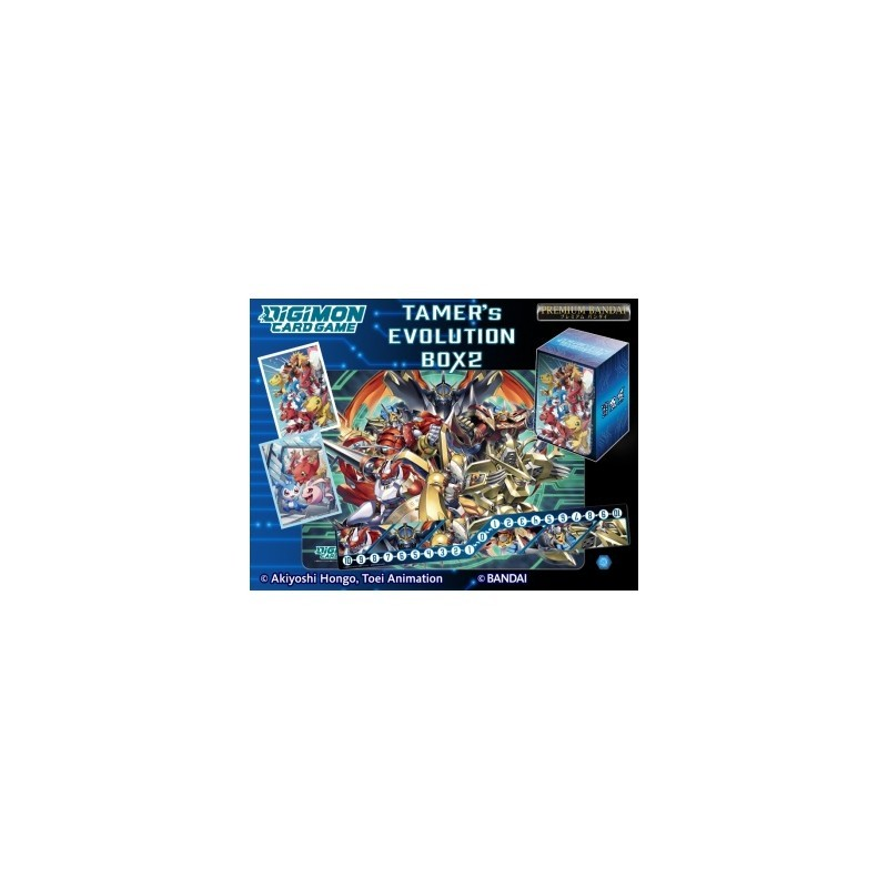 Digimon CG: Tamer's Evolution Box 2 PB-06 (przedsprzedaż)