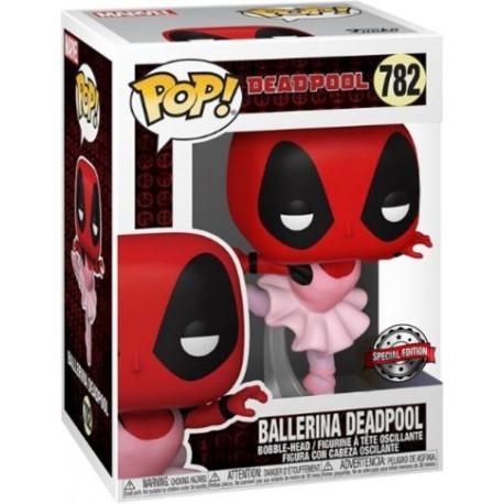 POP! Marvel: Ballerina Deadpool