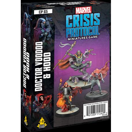 Marvel Crisis Protocol: Doctor Voodoo & Hood (przedsprzedaż)