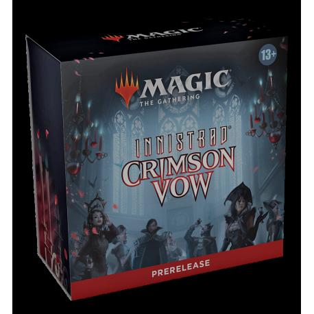 Magic The Gathering: Innistrad: Crimson Vow Prerelease Pack (przedsprzedaż)