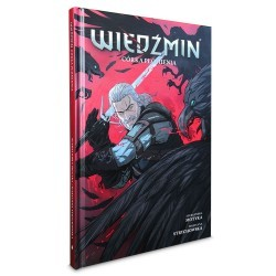 Wiedźmin - Córka Płomienia (tom 4)