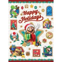 Puzzle - Super Mario Happy Holidays (1000)