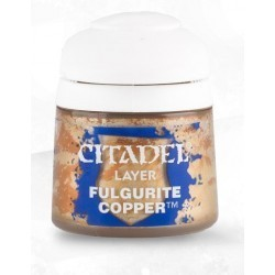 Citadel Layer Fulgurite Copper