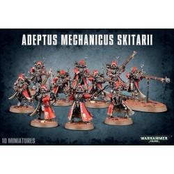 Adeptus Mechanicus Skitarii...