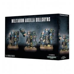 Astra Militarum Bullgryns