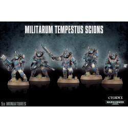 Astra Militarum Tempestus...