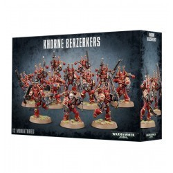 Chaos Space Marines Khorne...