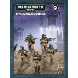 Astra Militarum Cadians ETB