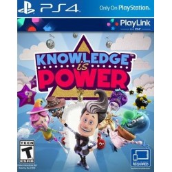 Knowledge is Power PS4 używana