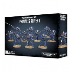 Space Marine Primaris Reivers