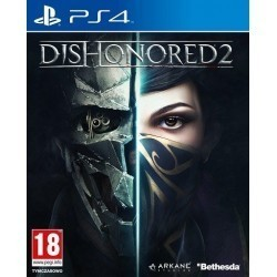Dishonored 2 ANG PS4 używana
