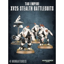Tau Empire XV25 Stealth...
