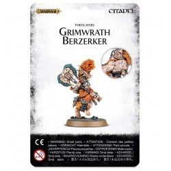 Fyreslayers Grimwrath...