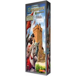 Carcassonne 4. Wieża...