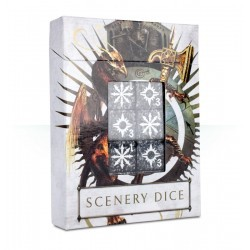 Age Of Sigmar Scenery Dice...
