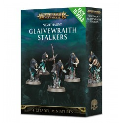 Nighthaunt Glaivewraith...