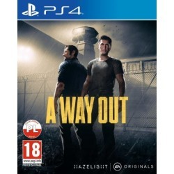 A Way Out PS4 używana
