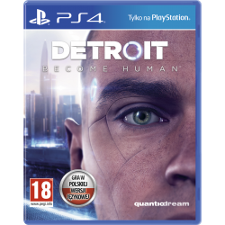 Detroit Become Human PS4...