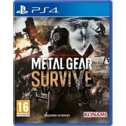 Metal Gear Survive PS4 używana