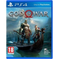 God of War PS4 ANG używana