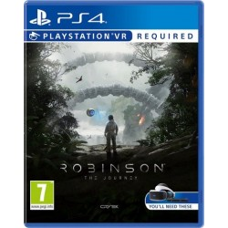 Robinson The Journey PS4...