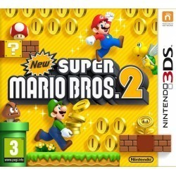New Super Mario Bros. 2 3DS...