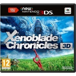 Xenoblade Chronicles 3D 3DS...