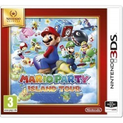 Mario Party Island Tour 3DS...