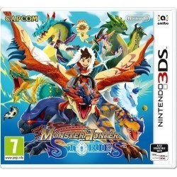 Monster Hunter Stories 3DS...