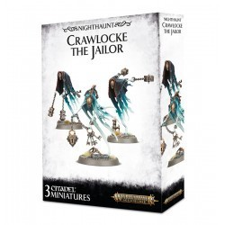 Nighthaunt Crawlock The jailor