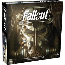 Fallout Gra Planszowa