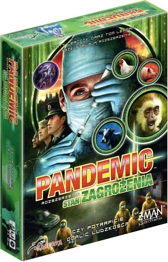 Pandemia (Pandemic) Stan Zagrożenia